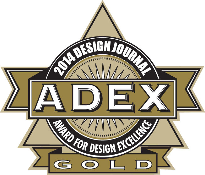2014 ADEX Gold Award