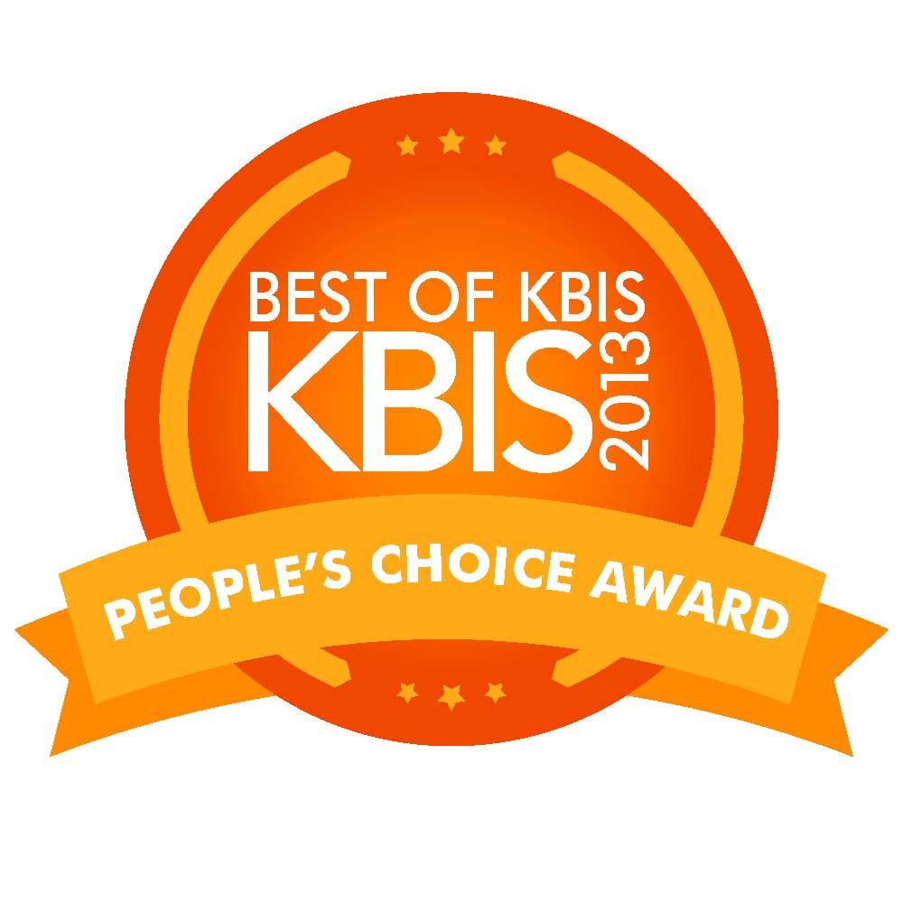 2013 Best of KBIS Peoples Choice Award