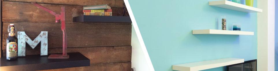 Designing With Floating Shelves Diy