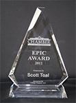 2013 Epic Award
