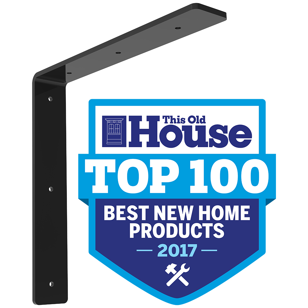 Corbel Rib Support - This Old House - Top 100 Best New Home Products of 2017