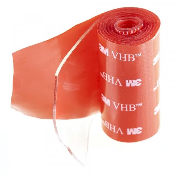 3M VHB Tape Glass Fastening System - 30x2x0.03 - Clear