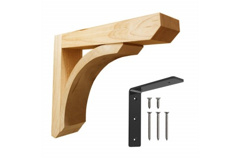 Lincroft Low Profile Wood Corbel
