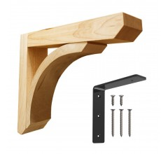 Lincroft Low Profile Wood Corbel
