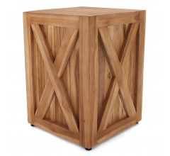 Teak Stools and End Tables