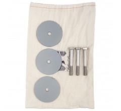 Post Mount Bearing Plate Kit