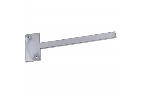 Stud Mounted Shelf Bracket
