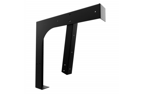 ADA Universal Floating Vanity Bracket