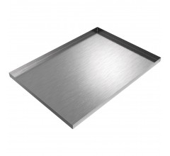 Stainless Steel Drawer Interiors