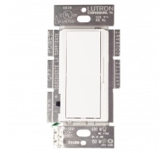 Eco-Lucent LED White Hardwire Dimmer Switch