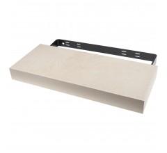 Classic Floating Shelf Systems - 24x10x3 - Maple