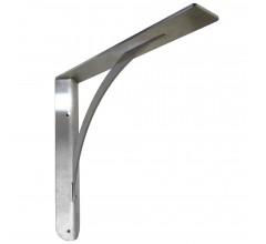 Ashbury Low Profile Corner Bracket - 24 x 24 -  Stainless (Clearance)