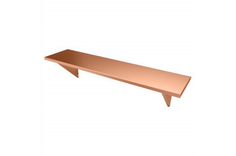 Copper Ledge Shelf