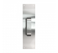 Antimicrobial Pull Handle