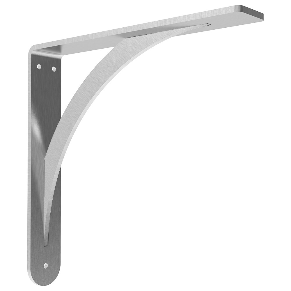 Low Profile Countertop Support Brackets