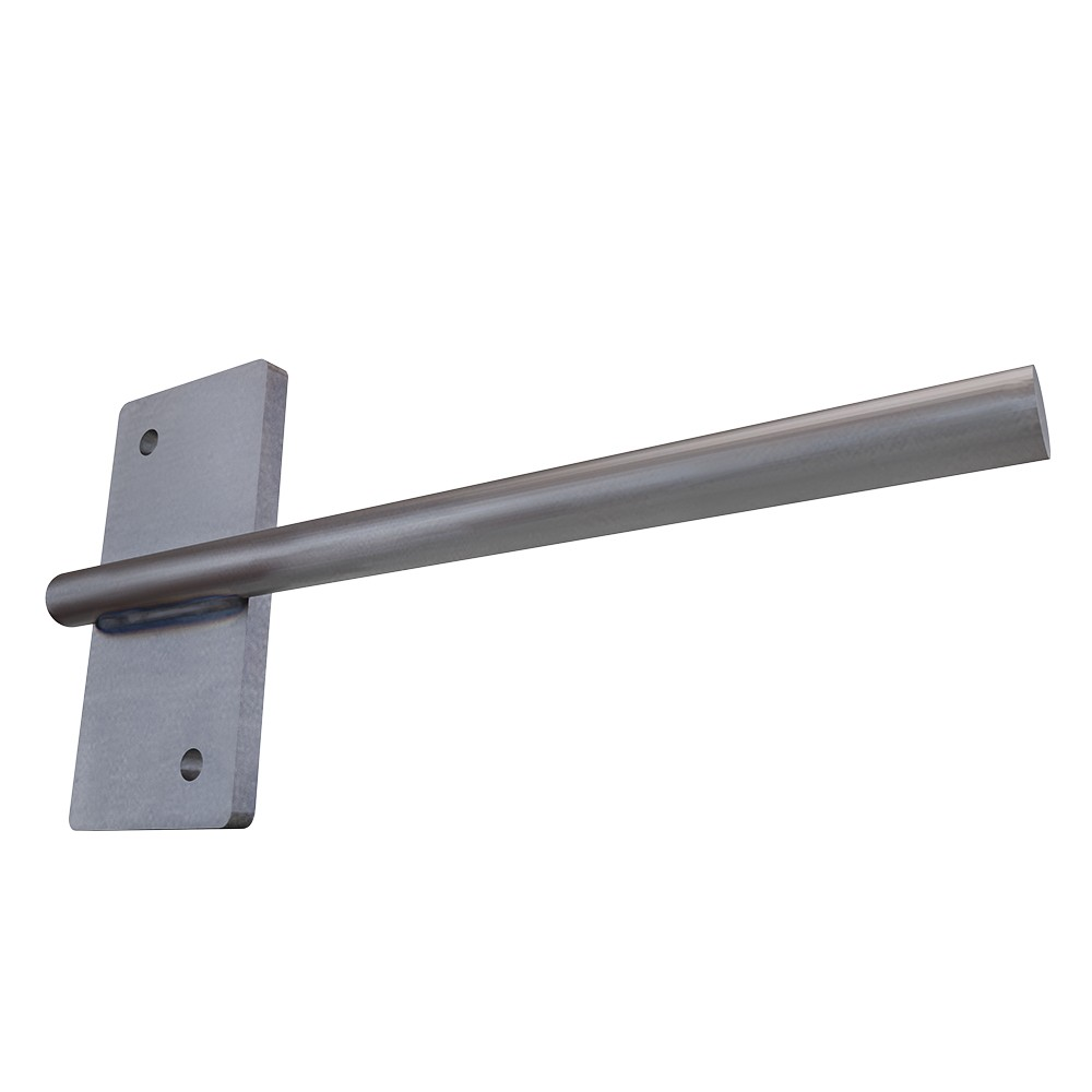 Stud Mounted Shelf Rod