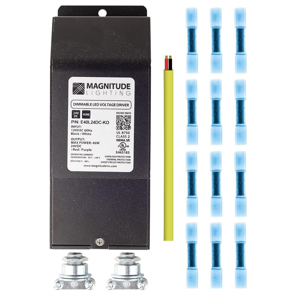 Eco-Lucent LED Lighting Hardwire Installation Kit