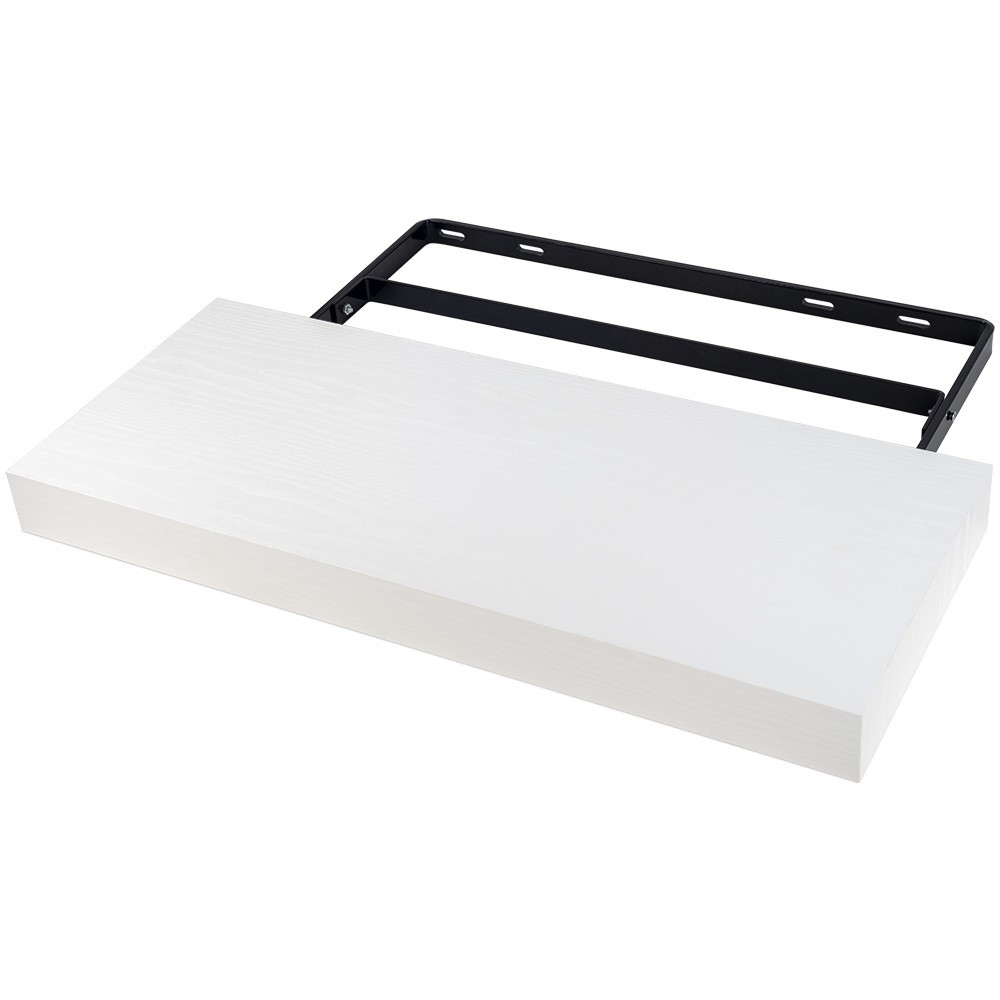 Low Profile Floating Shelf System