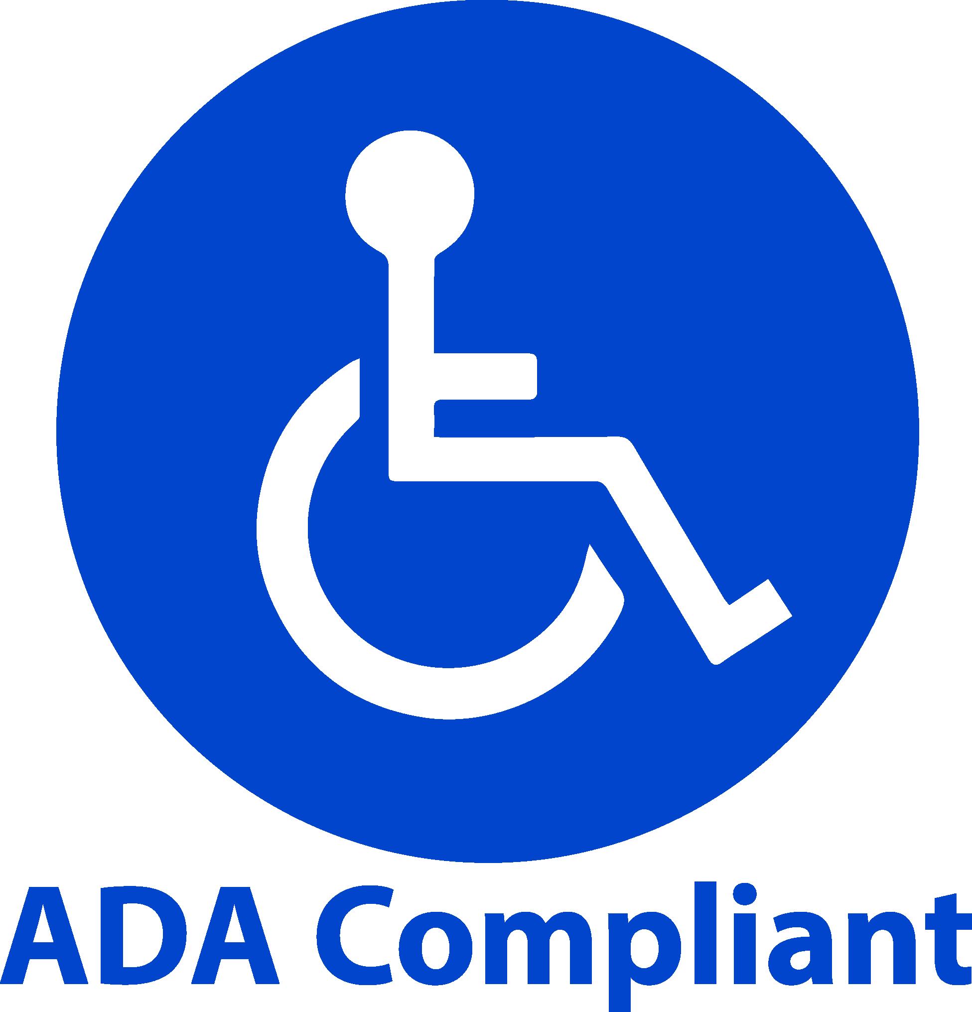 ada compliance | bathroom and vanity - federal brace