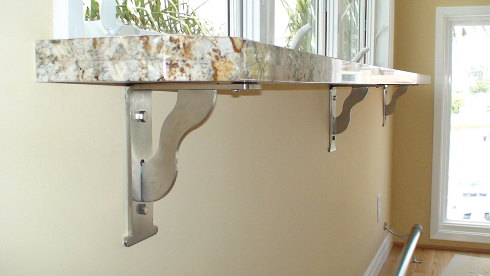 Countertop Application Types Installation Federal Brace