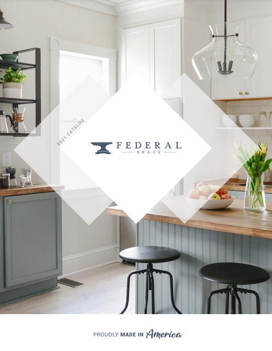2021 Federal Brace Catalog Cover