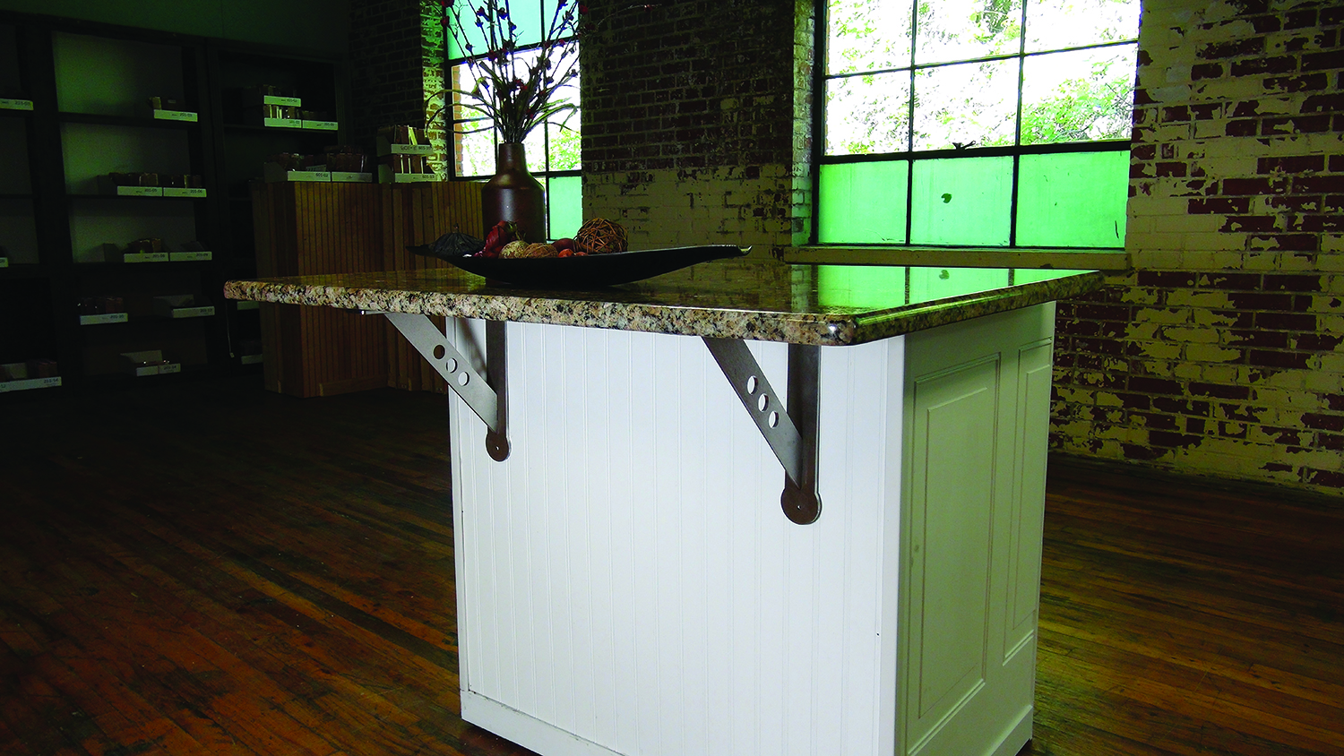 Orion Countertop Brackets