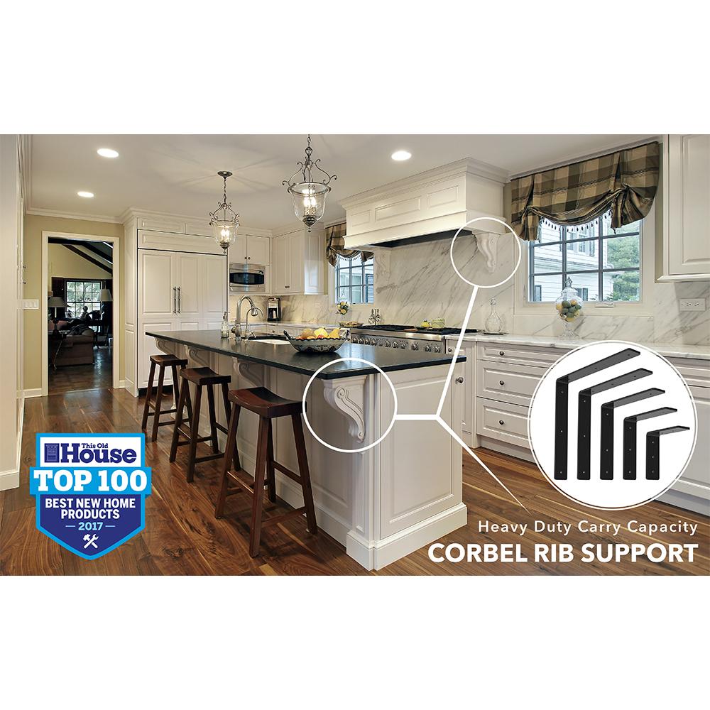 Corbel Rib Support