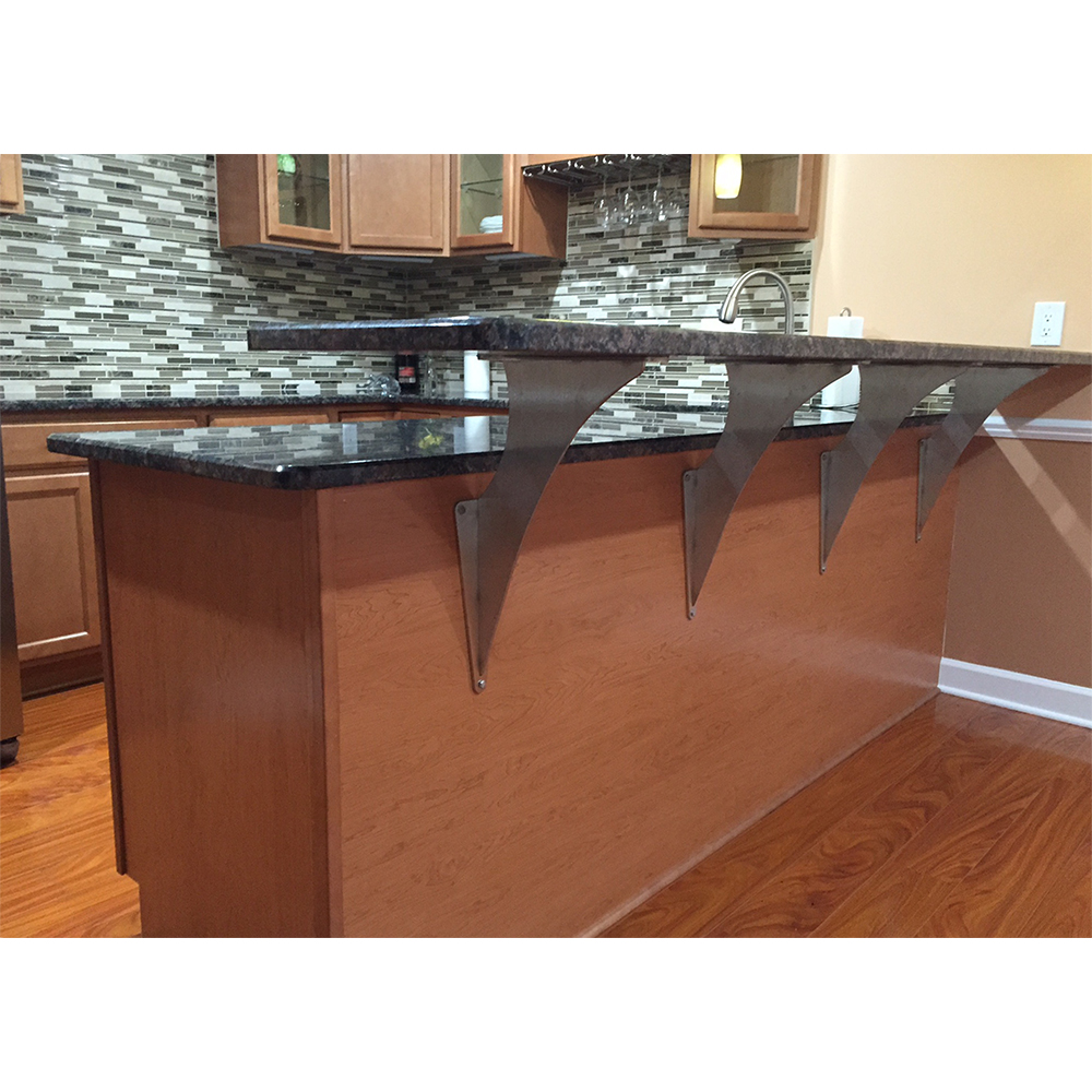 Alpine Elevated Countertop Support