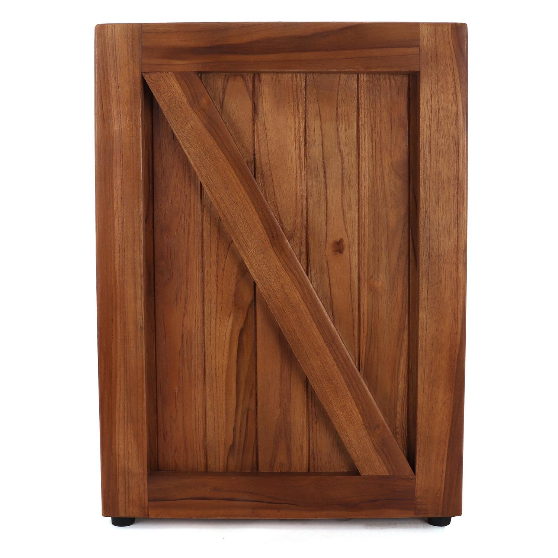 Zilkin Teak Wood Stool