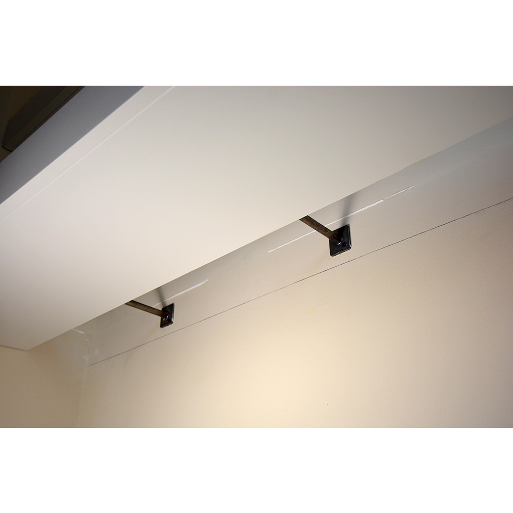 Floating Shelf Support Rods