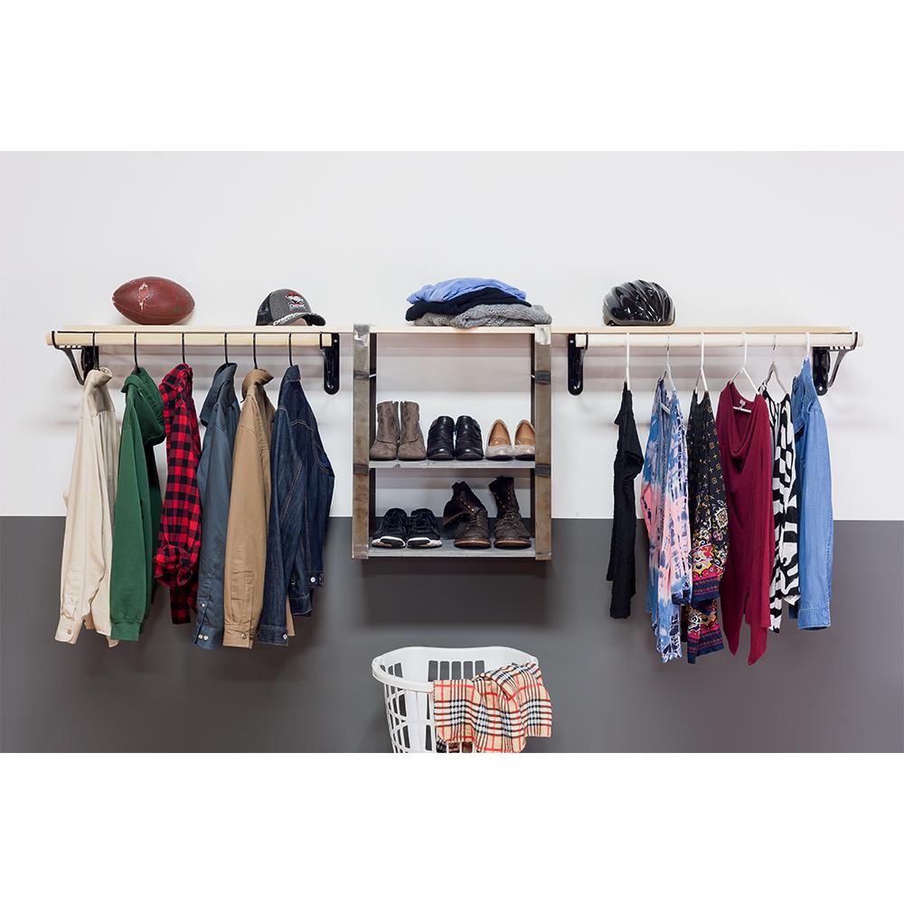 Utility Closet Bracket