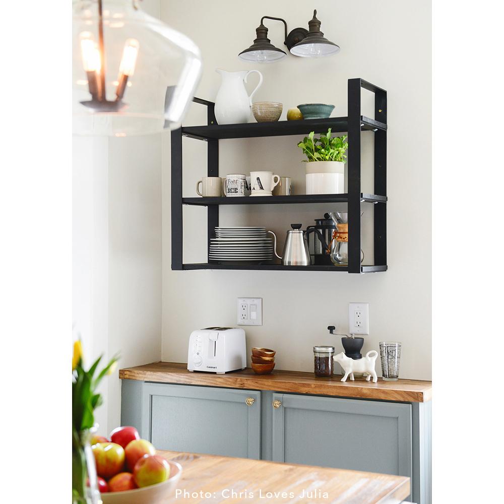 Universal Shelf System
