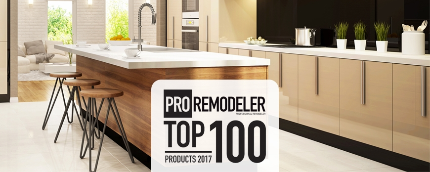 Pro Remodeler's Top 100 Products of 2017