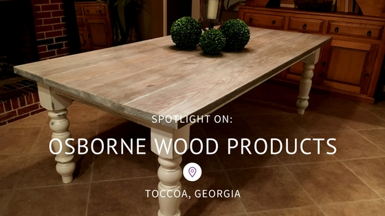 Spotlight: Osborne Wood Products, Inc.