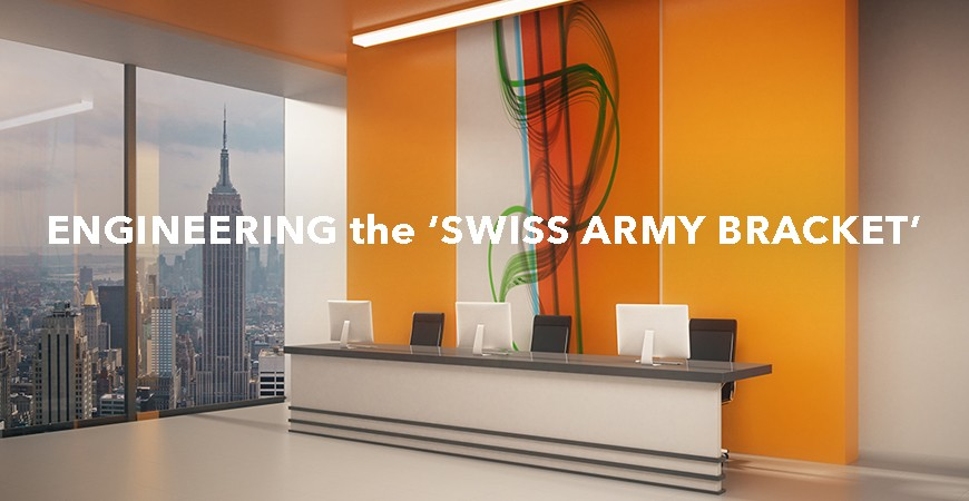 Engineering the Swiss-Army Bracket
