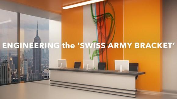Engineering the Swiss-Army Bracket