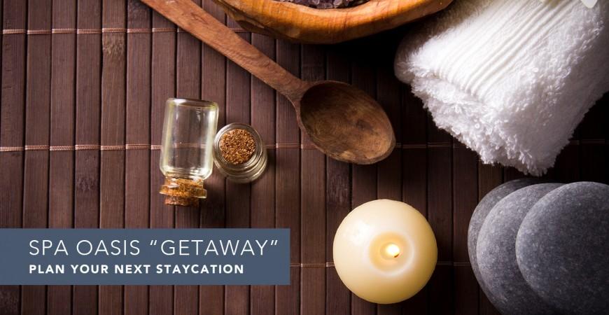 """Spa Oasis (Shower Friendly) """"Getaway"""""""