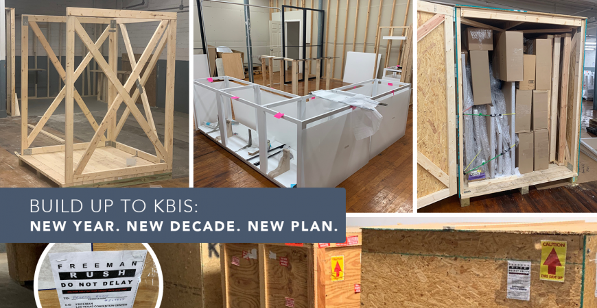 BUILD UP to KBIS