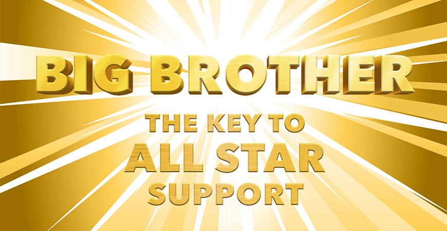 "Big Brother: The Key to ""All Star"" Support"