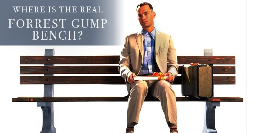 Where is the Real Forrest Gump Bench?