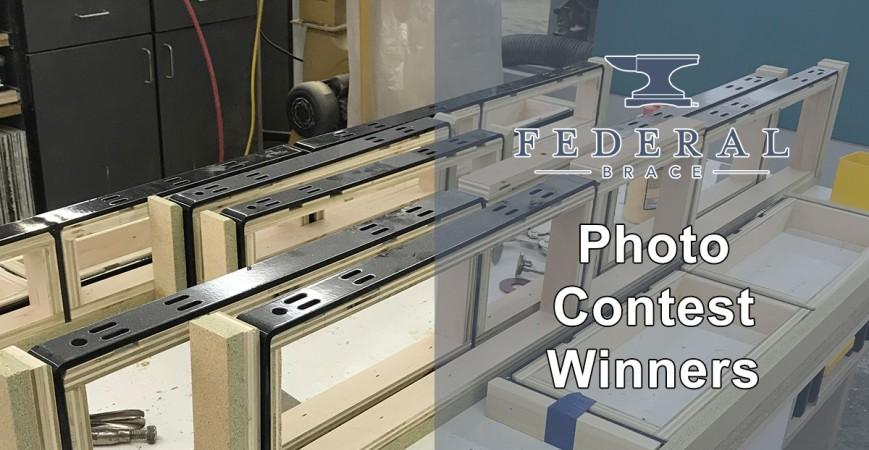 Federal Brace Photo Contest Winner Announcement