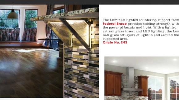 Luminati in June's K+BB Magazine
