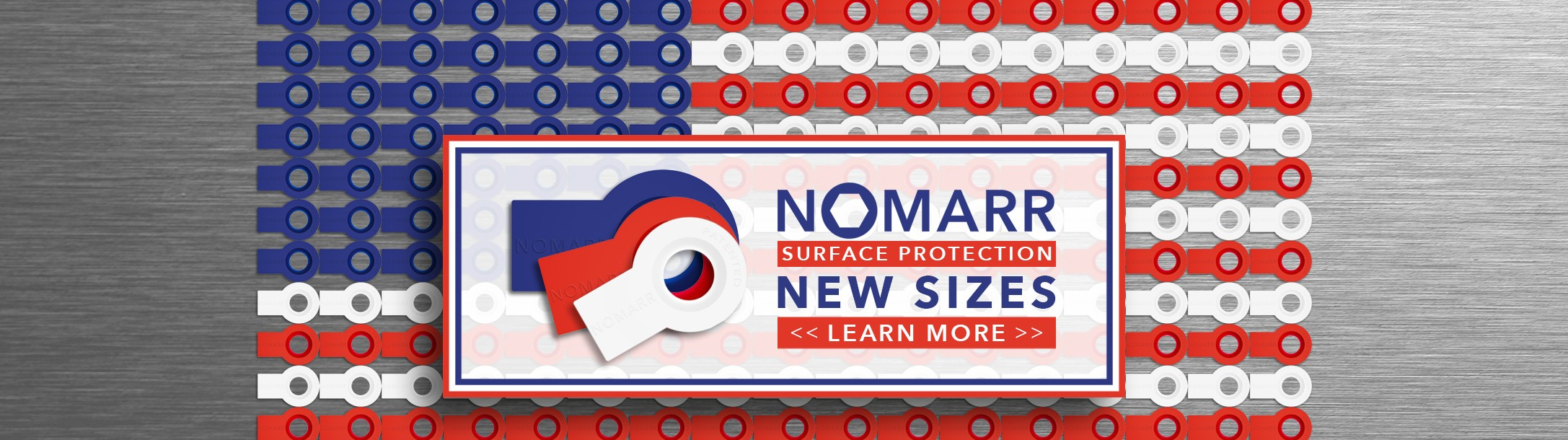 New NOMARR Sizes